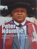 Pr Peter Ndumbe